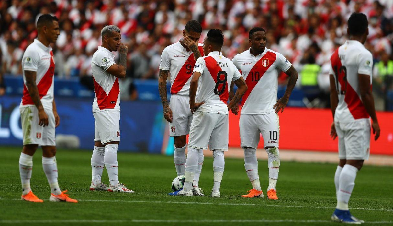 Tras La Goleada Ante Brasil Peru Tuvo Dia Libre